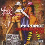 9th Prince (Killarmy) - Granddaddyflow CD
