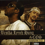 Brotha Lynch Hung & Cos - Suspicion v.2 CD