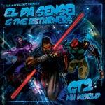 El Da Sensei & Returners - GT2: Nu World CD