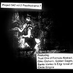 Psychodrama 7 feat. Orko - Project 542 Vol. 2 CDR
