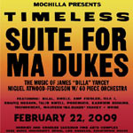 Various Artists - Timeless: Ma Dukes Suite CD+DVD