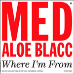 "MED - Where I'm From 12"" Single"