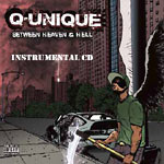 Q-Unique - Between Heaven... INSTROS CD