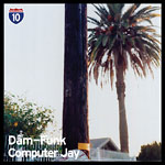"Dam-Funk / Computer Jay - Los Angeles 7 of 10 10"" EP"