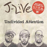 "J-Live - Undivided Attention 12"" EP"