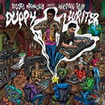 Roots Manuva & Wrongtom - Duppy Writer 2xLP