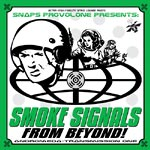 Smoke Signals From Beyond - Andromeda Transmission CD