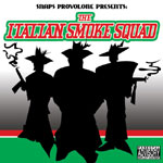 The Italian Smoke Squad - The Italian Smoke Squad CD