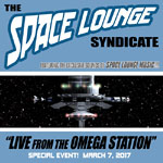 Space Lounge Syndicate - Live From Omega Station CD