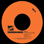 "Chikaramanga - T.R.E.S.Q. 7"" Single"