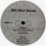 All Her Exes - It's Never Over LP