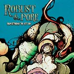 Robust & Pore - Something To Sit On CD EP