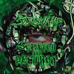DJ Swamp - Scratch and Destroy Mix CD