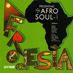 The Afro Soultet - Afrodesia CD