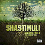 Sha Stimuli - Unsung Vol. 1 CD