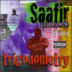 Saafir aka Mr. No No - Trigonometry CD