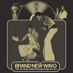 Various Artists - Brand New Wayo LP