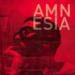 """Blu - Amnesia 10"""" EP"""