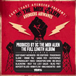 DC the Midi Alien - Avengers Airwaves CD