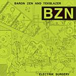 "Baron Zen & Tekblazer - Electrik Surgery 12"" EP"