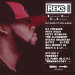 Reks - Rhythmatic Eternal King CD