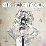 Sims (Doomtree) - Bad Time Zoo CD