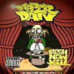 Dapper Dan - Fresh New Kill CD