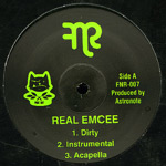 "Phat Kat - Real Emcee / F.A.N.S. 12"" Single"