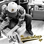 "Maticulous - The Maticulous EP 12"" EP"