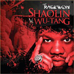 Raekwon - Shaolin vs. Wu-Tang CD