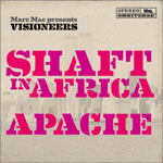 "Visioneers - Marc Mac - Apache / Shaft In Africa 7"" Single"