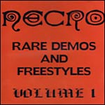 Necro - Rare Demos vol. 1 CD