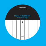 "AG - Pianos In The Projects 7"" Single"