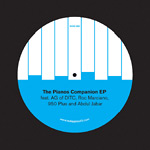 "AG - The Pianos Companion 7"" Single"