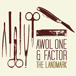 Awol One & Factor - The Landmark T-Shirt