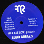 Will Sessions - Bobo Breaks LP