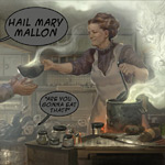 Hail Mary Mallon - Are You Gonna Eat That? 2xLP