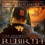 Armageddon (Terror Squad) - The Journal Vol.1-Rebirth CD