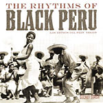 Various Artists - Rhythms of Black Peru LP
