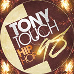 Tony Touch - Hip Hop #98 CD