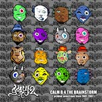 Serum - Calm B 4 The Brainstorm CD