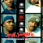 Mystik Journeymen - Black Sands ov Eternia CD
