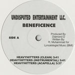 "Beneficence - Heavy Hitters 12"" Single"