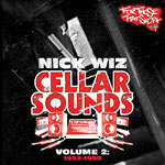 Nick Wiz - Cellar Sounds v2: 1992-98 2xCD