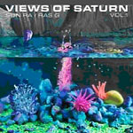 "Ras G & Sun Ra - Views of Saturn vol. 1 12"" Single"