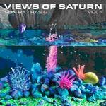 """Ras G & Sun Ra - Views of Saturn vol. 1 12"""" Single"""