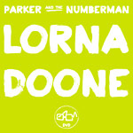 Parker & The Numberman - Lorna Doone DVD-R