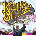 Kosha Dillz - Gina and The Garage Sale CD EP