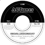 "Georgia Anne Muldrow - More & More 7"" Single"