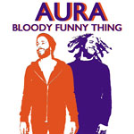 Aura (of JKC) - Bloody Funny Thing CDR